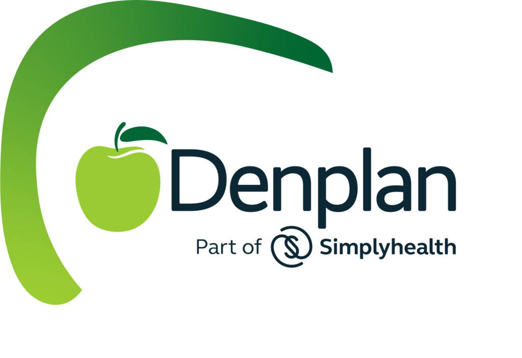 logo of apple for Denplan to help pay for dental treatment
